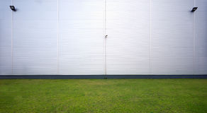 Warehouse wall Royalty Free Stock Photography