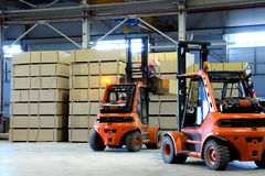 warehousing Arkivbild