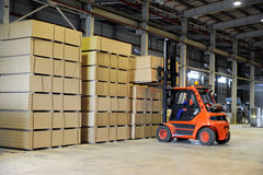 Warehousing Royalty Free Stock Photos