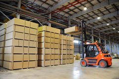 Warehousing Stock Photography