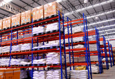 Warenhaus stockbild