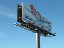Warhawk空气博物馆 免版税库存照片