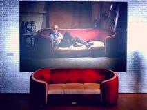 Warhol museum Arkivfoto