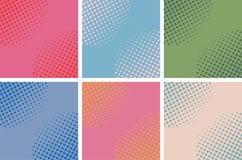 Warhol-Pop-Arten-Hintergrund Kühle Hintergründe Ich tat schön Wie er - Andy Warhol Vektorillustration in komischem Stockfotografie