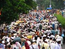 Wari Migration Royalty Free Stock Images