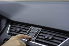 Waringns di un'automobile immagini stock