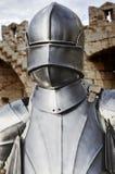 Warior do cavaleiro da Idade Média Imagem de Stock