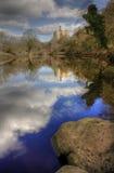 Warkworth Castle Stock Photography