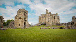 Warkworth Castle Royalty Free Stock Photos