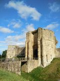 Warkworth Castle, Northumberland Royalty Free Stock Photography