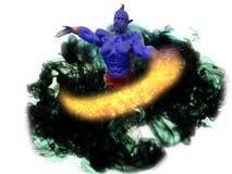 Warlock wizerunek Zdjęcie Royalty Free