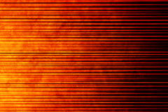 Warm Abstract Orange Linear Background Royalty Free Stock Images