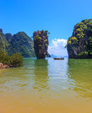 The warm Andaman Sea Royalty Free Stock Photo