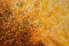 Warm art texture stock image