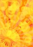 Warm background Stock Image