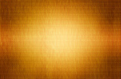 Warm background with small holes Stock Image