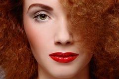 Warm beauty Stock Photo