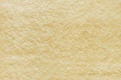 Warm beige blanket texture Stock Photos