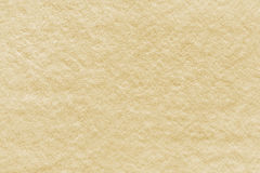 Warm beige blanket texture Stock Image