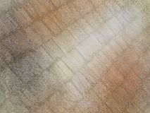 Warm brown Grunge background Stock Image
