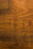 Warm brown wood texture Stock Photography