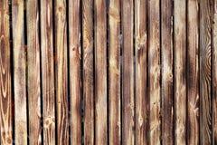 Warm brown wooden asymmetry organic planks. Texture background Stock Photos