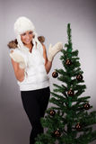 Warm Christmas preparations Royalty Free Stock Photo