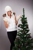 Warm Christmas preparations Royalty Free Stock Photo