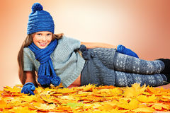 Warm clothing Royalty Free Stock Photos