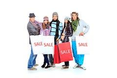Warm clothing Royalty Free Stock Photo
