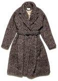 Warm coat Royalty Free Stock Images