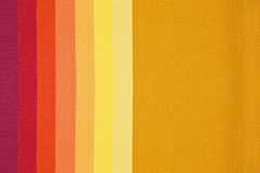 Warm color picker Stock Image