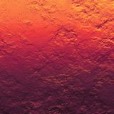 Warm colors artwork. Rough surface texture. Wall textured artwork. royalty free stock image