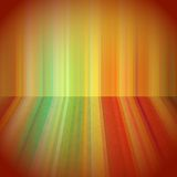 Warm colours 3d background Royalty Free Stock Photography