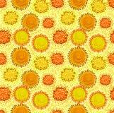 Warm colours Stock Photo