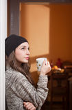 Warm and cozy. Stock Images