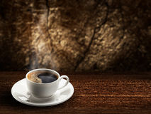 Warm cup Stock Photography