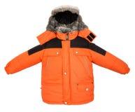 Warm geïsoleerd jasje Stock Fotografie
