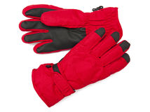 Warm gloves Royalty Free Stock Image