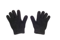 Warm gloves Royalty Free Stock Photography