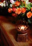Warm Interior Stock Photo