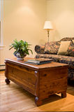 Warm And Inviting Home Interior Royalty Free Stock Images