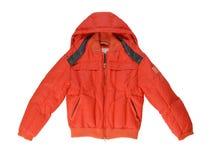 Warm jacket. royalty free stock photos
