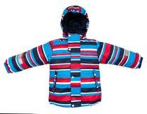 Warm jacket isolated Royalty Free Stock Photo