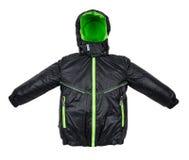 Warm jacket isolated Royalty Free Stock Photos
