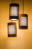 Warm lighting Royalty Free Stock Image