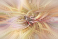 Warm pastel colored abstract. Concept Gentleness Royalty Free Stock Photo