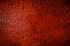Warm Red Painted Background Royalty Free Stock Photo