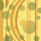 Warm retro background Royalty Free Stock Images
