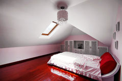 Warm room Royalty Free Stock Photography